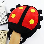 USB加熱マウスパッド冬暖かいマウスパッド厚い漫画ぬいぐるみハンドウォーマー加熱マウスマット