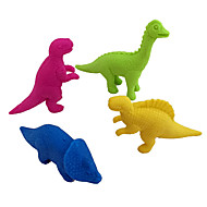 Stress Reliever Dinosaur Office Desk Toys Special Material 4 pcs Teenager All Toy Gift
