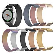 cheap -Milanese Loop Strap for Garmin Vivoactive 4S Stainless Steel Bracelet