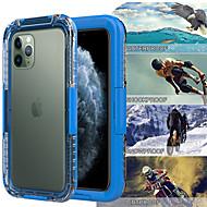 профессиональный водонепроницаемый чехол для iphone 11/11 pro / 11 pro max / x xs / xr / xs max / 7 8 плюс ip68 водонепроницаемый плавание дайвинг 30 м спорт на открытом воздухе