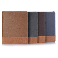 cheap -Case For Apple iPad Mini 3/2/1 / iPad Mini 4 / iPad Pro 11'' Flip Full Body Cases Solid Colored PU Leather