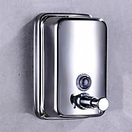 כלי לסבון בקבוק Sanitizer ללחוץ מתכת אל חלד 500 ml