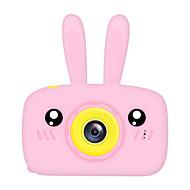 Crianças mini crianças câmera brinquedo full hd 1080p câmera de foto de vídeo digital portátil 2 polegada tela para jogo meninos presente das meninas
