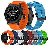 cheap -Watch Band for Fenix 5 / Fenix 5 Plus / Fenix6 Garmin Sport Band Silicone Wrist Strap