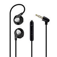 cheap -LITBest S10 Wired In-ear Earphone Wired Stereo with Microphone with Volume Control InLine Control for Mobile Phone