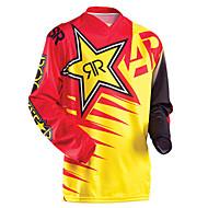 Motorcycle Jersey New TLD mountain landing suit trail bike racing suit long top road bike riding suit long T-shirt