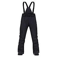 preiswerte -MUTUSNOW Herrn Skihosen Wasserdicht Windundurchlässig Warm Skifahren Snowboarding Winter Sport Polyester Hosen / Regenhose Skikleidung