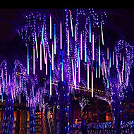 50cm Outdoor Meteor Shower Rain 8 Tubes LED String Lights Waterproof for Tree Christmas Wedding Party Decoration
