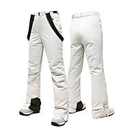 povoljno -MUTUSNOW Žene Skijaške hlače Vodootporno Vjetronepropusnost Toplo Skijanje Snowboarding Zimski sportovi Poliester Hlače Skijaška odjeća / Zima