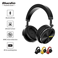 cheap -Bluedio Bluedio T5S Over-ear Headphone Wired Stereo with Microphone with Volume Control HIFI ANC Active Noice-Cancelling for Mobile Phone
