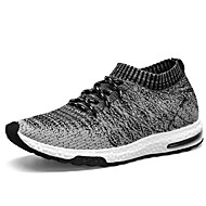 Men's Comfort Shoes Tissage Volant Fall & Winter Athletic Shoes Running Shoes Black / Orange / Gray
