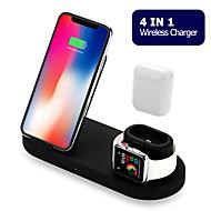 Trådløs Lader USB-lader USB 5 A DC 9V / DC 5V til Apple Watch Series 4 / Apple Watch Series 3 / Apple Watch Series 2 iPhone 11 / iPhone 11 Pro / iPhone 11 Pro Max