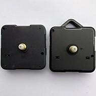 billige -2stk lydløs storvegg kvarts klokke bevegelsesmekanisme reparasjonsverktøy deler kit diy sett med krok