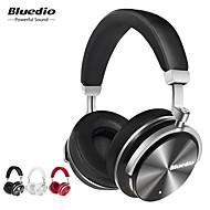 cheap -Bluedio T4 Active Noise Cancelling Wireless Bluetooth Headphones Wired Headset with Microphone for Phone Music