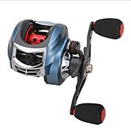 Baitcasting Reel 6.3/1 Gear Ratio+11 Ball Bearings Right-handed / Left-handed Freshwater Fishing / General Fishing / Trolling & Boat Fishing