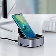 cheap -Fast Charger / Dock Charger Multi-Output / QC 2.0 / Wireless Charger Fast Charger CE Certified