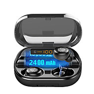 cheap -LITBest V11 TWS True Wireless Earbuds Wireless Sport Fitness Bluetooth 5.0 Stereo Dual Drivers with Microphone