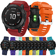 Smartwatch Band for Garmin Fenix 6X / 6X Pro Sport Band Soft Comfortable Silicone QuickFit Wrist Strap
