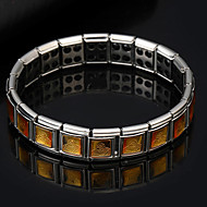 Men's Vintage Bracelet Bracelet Earrings / Bracelet Classic Lucky Classic Vintage Trendy Fashion Titanium Steel Bracelet Jewelry Gold / Silver For Daily School Street Holiday Festival