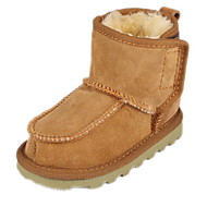 Girls' Comfort / Snow Boots Suede Boots Little Kids(4-7ys) Black / Camel / Burgundy Winter / Booties / Ankle Boots