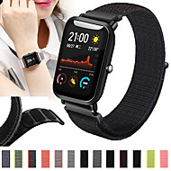 cheap -Watch Band for Amazfit  GTR  42mm / Amazfit Bip Lite / Amazfit GTS Amazfit Sport Band Nylon Wrist Strap