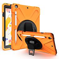 cheap -Case For Apple iPad Mini 4 / iPad Pro 11'' / iPad Mini 5 Shockproof Back Cover Solid Colored PC