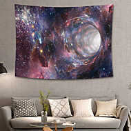 cheap -Classic Theme Wall Decor 100% Polyester Classic / Modern Wall Art, Wall Tapestries Decoration