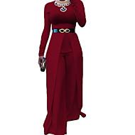 Women's Black White Red Romper Onesie, Solid Colored S M L