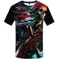 Men's Daily T-shirt - 3D Green
