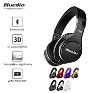 cheap -Bluedio UFO Over-ear Headphones Wireless High-End 3D Sound Bluetooth Stereo Headset Built in Microphone for Phone