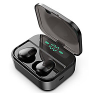 cheap -LITBest X7 TWS True Wireless Earbuds Wireless Stereo Dual Drivers with Microphone HIFI with Charging Box for Sport Fitness