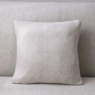 abordables -1 pc décoratif housse de coussin taie d'oreiller housse de coussin pour canapé-lit canapé 18 * 18 pouces 45 * 45 cm
