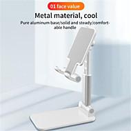 cheap -Cell Phone Holder Desktop Bracket For Desk Adjustable Stand For All Mobile Smart Foldable Cell Phone Pad Tablet Holder for iPhone Samsung