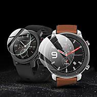 3 Stk. Displayschutzfolie für amazfit gtr 47mm / 42mm / Rand 3 / Rand / Rand Lite Smartwatch Hartglasfolie Anti-Kratzer High Definition Shield