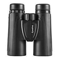 10 X 42 mm Binoculars Roof Video Night Vision Ultra Clear Multi-Resistant Coating Fully Multi-coated BAK4 Camping / Hiking Outdoor Exercise Hunting and Fishing Silicon Rubber Spectralite ABS+PC