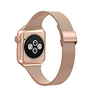 cheap -Milanese Strap For Apple Watch  6 SE 5 4 3 2 1  44MM 42MM 40MM 38MM  Replacement Band Stainless Strap