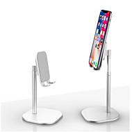 cheap -Aluminum Alloy Table Stand Telescopic Metal Table Bracket Universal Mobile Phone Holder 360 Degree Rotation