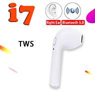 cheap -Bluetooth 5.0 Earphone i7 Headphones Sports Wireless Earbuds for iPhone Samsung Xiaomi   Huawei  Single Right Ear
