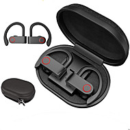 cheap -A9 TWS Wireless Bluetooth 5.0 Headphones Sports Earphones Ear Hook Running Noise Cancelling Stereo Earbuds With MIC Waterproof
