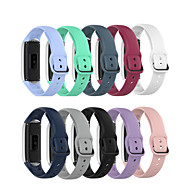 cheap -Watch Band for galaxy fit SM-R370 / Samsung Galaxy Fit SM-R370 Samsung Galaxy Sport Band Silicone Wrist Strap