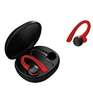 cheap -T7 Pro TWS 5.0 Wireless Bluetooth Stereo HiFi Sports Headphones with Charging Box for iOS and Android