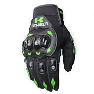 لمس الشاشة قفازات دراجة نارية قفازات الشتاء والصيف motos luvas guantes موتوكروس قفازات سباق العتاد واقية