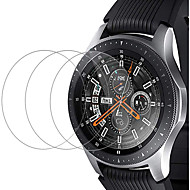 Screen Protector forSamsung Galaxy Watch 46mm Tempered Glass High Definition (HD) 3 pcs