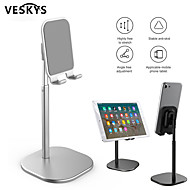 cheap -VESKYS Rotating tablet flexible phone holder for iphone Universal cell desktop stand for phone Tablet Stand mobile support table