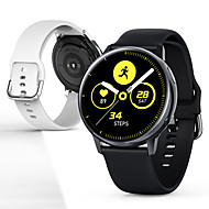 G2 Men Women Smartwatch Android iOS Bluetooth Waterproof Touch Scree 1.2inch AMOLED Round Screen Heart Rate ECG BloodPressure Blood Oxygen Pedometer  Music Control  Wireless Charging Smartwatch