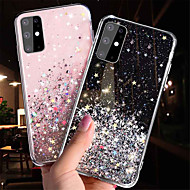 cheap -Glitter Bling Sequins Case for Samsung Galaxy S20 S20 Plus S20 Ultra S10 S10 Plus S9 S9 Plus A51 A71 A81 A91 A10 A20 A30 A40 A50 A70 A10S A20S