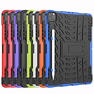 cheap -Case For Apple iPad Pro 11'' / Ipad Pro 11''2020 Shockproof / with Stand Back Cover Armor TPU / PC Case For Apple iPad Pro 11'' / Ipad Pro 11''2020