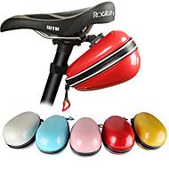 1.5 L 자전거 새들 백 자전거 트렁크 백 방수 방수 지퍼 하드케이스 자전거 가방 방수 소재 ABS + PC 싸이클 가방 싸이클 백 야외운동