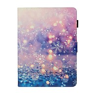 cheap -Case For Apple iPad New Air 10.5 / iPad Mini 3/2/1/4/5 Card Holder / with Stand / Flip Full Body Cases Scenery PU Leather For iPad 10.2 2019/Pro 11 2020/Pro 9.7/2017/2018