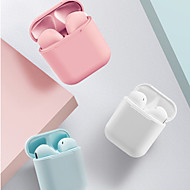 cheap -IMOSI i12 TWS Macaron True Wireless Earbuds Pop Up Window 3D Stereo Sound  Hands Free Touch Control Bluetooth 5.0 Headphone for All Smart Phone